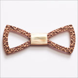 James Clark - Patore' UK - Wooden Bow Ties
