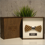 Henry Powell - Patore' UK - Wooden Bow Ties