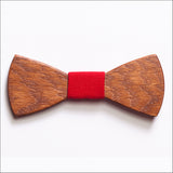 Bruno Findlay - Patore' UK - Wooden Bow Ties