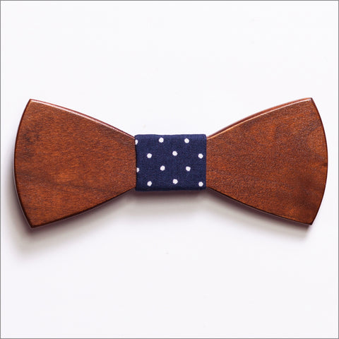 Tyler Woods - Patore' UK - Wooden Bow Ties