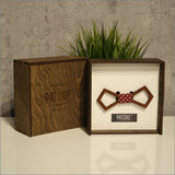 Elliot Harrison - Patore' UK - Wooden Bow Ties