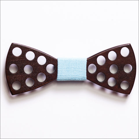 Gavyn Fletcher - Patore' UK - Wooden Bow Ties