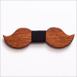 Mitchell Fisher - Patore' UK - Wooden Bow Ties
