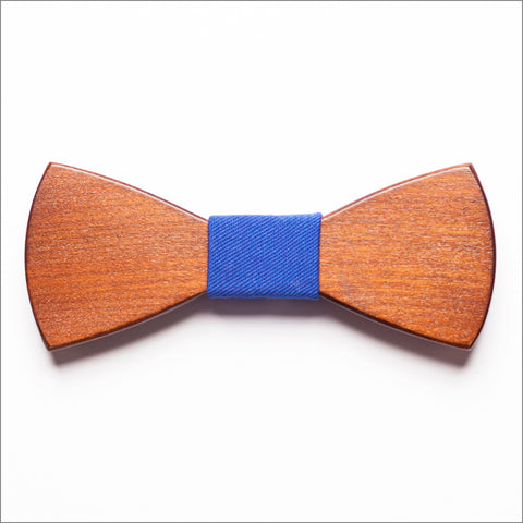 Adam Goodman - Patore' UK - Wooden Bow Ties