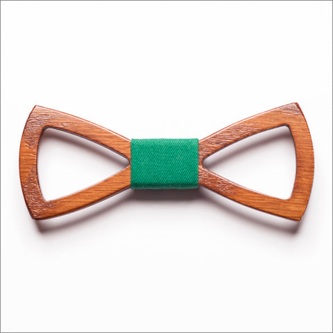 Luke Swanson - Patore' UK - Wooden Bow Ties
