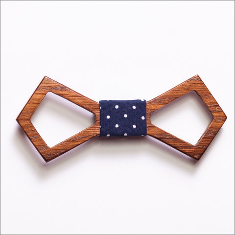Joseph Evans - Patore' UK - Wooden Bow Ties