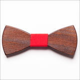 Levi Gordon - Patore' UK - Wooden Bow Ties
