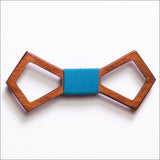 Tommy Pearce - Patore' UK - Wooden Bow Ties