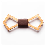 Nathan Wilkinson - Patore' UK - Wooden Bow Ties