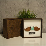 Benjamin Walsh - Patore' UK - Wooden Bow Ties