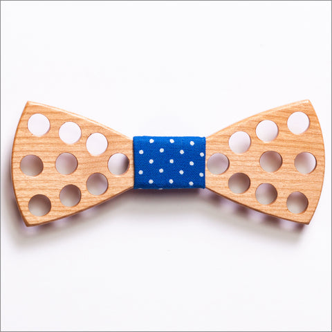 Donald Hawkins - Patore' UK - Wooden Bow Ties
