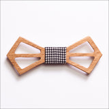 Billy Baker - Patore' UK - Wooden Bow Ties