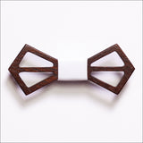 Alexander Foster - Patore' UK - Wooden Bow Ties