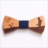 Victor Love - Patore' UK - Wooden Bow Ties
