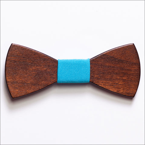 Cody Wells - Patore' UK - Wooden Bow Ties