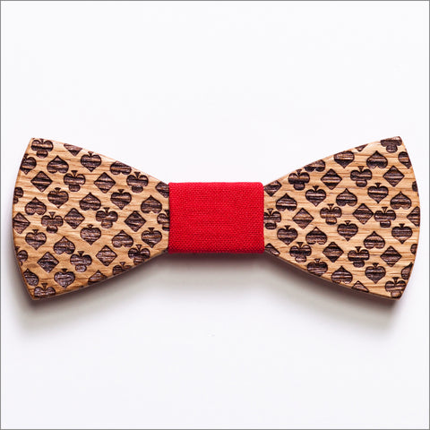 Kenneth Howell - Patore' UK - Wooden Bow Ties