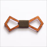 Jaycob Tyler - Patore' UK - Wooden Bow Ties