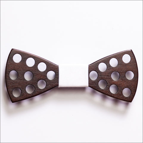 Nicholas Guy - Patore' UK - Wooden Bow Ties