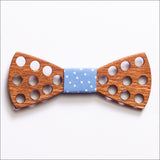 Max Marshall - Patore' UK - Wooden Bow Ties