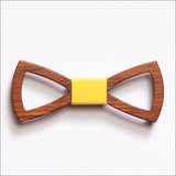 Connor Bell - Patore' UK - Wooden Bow Ties