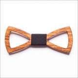 Jeffrey Bowen - Patore' UK - Wooden Bow Ties
