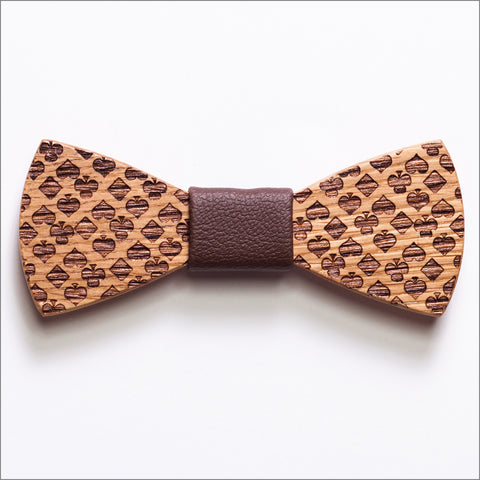 Thomas Maynard - Patore' UK - Wooden Bow Ties