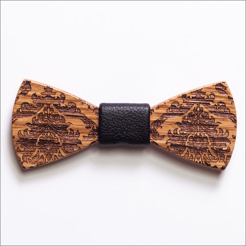 David Watts - Patore' UK - Wooden Bow Ties