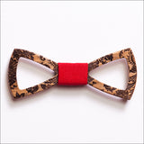 Stephen Green - Patore' UK - Wooden Bow Ties