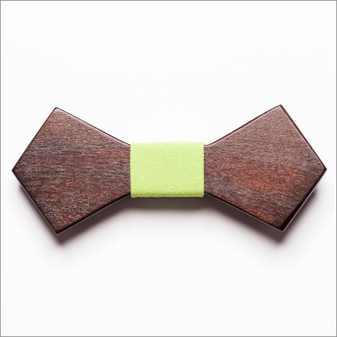 Harley Anderson - Patore' UK - Wooden Bow Ties