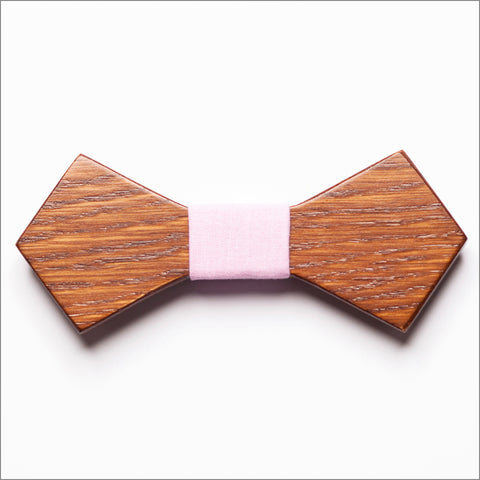 Sebastian Wilson - Patore' UK - Wooden Bow Ties