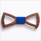 Ian Gibbs - Patore' UK - Wooden Bow Ties