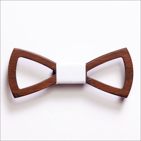 Dominic Poole - Patore' UK - Wooden Bow Ties
