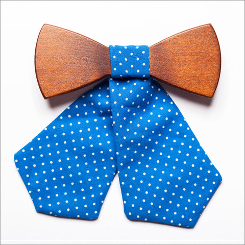 Kate Moore - Patore' UK - Wooden Bow Ties