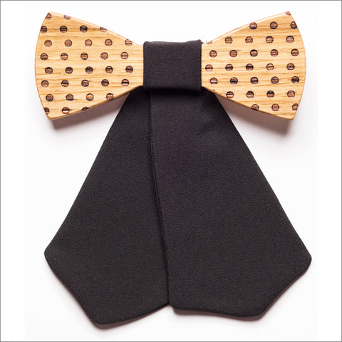 Maddison Walker - Patore' UK - Wooden Bow Ties