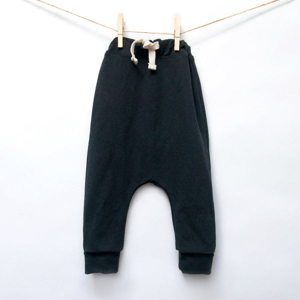 Harem Pants Unico - Black