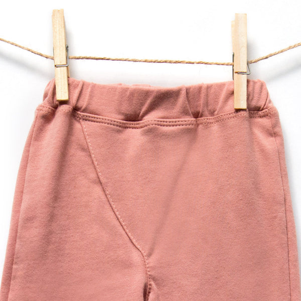 Jogger Organic Basico - Light Peach