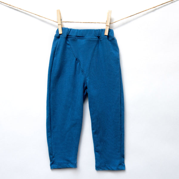 Jogger Organic Basico - Royal Blue