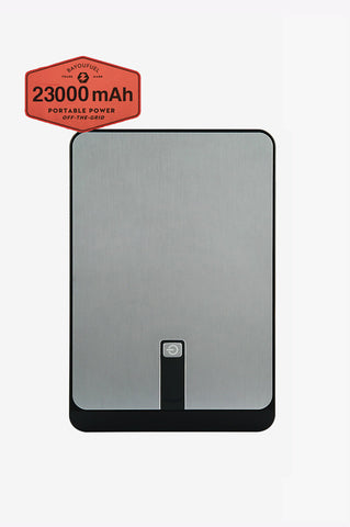 2300mAh Chargercard Powerbank with Micro USB Adapter