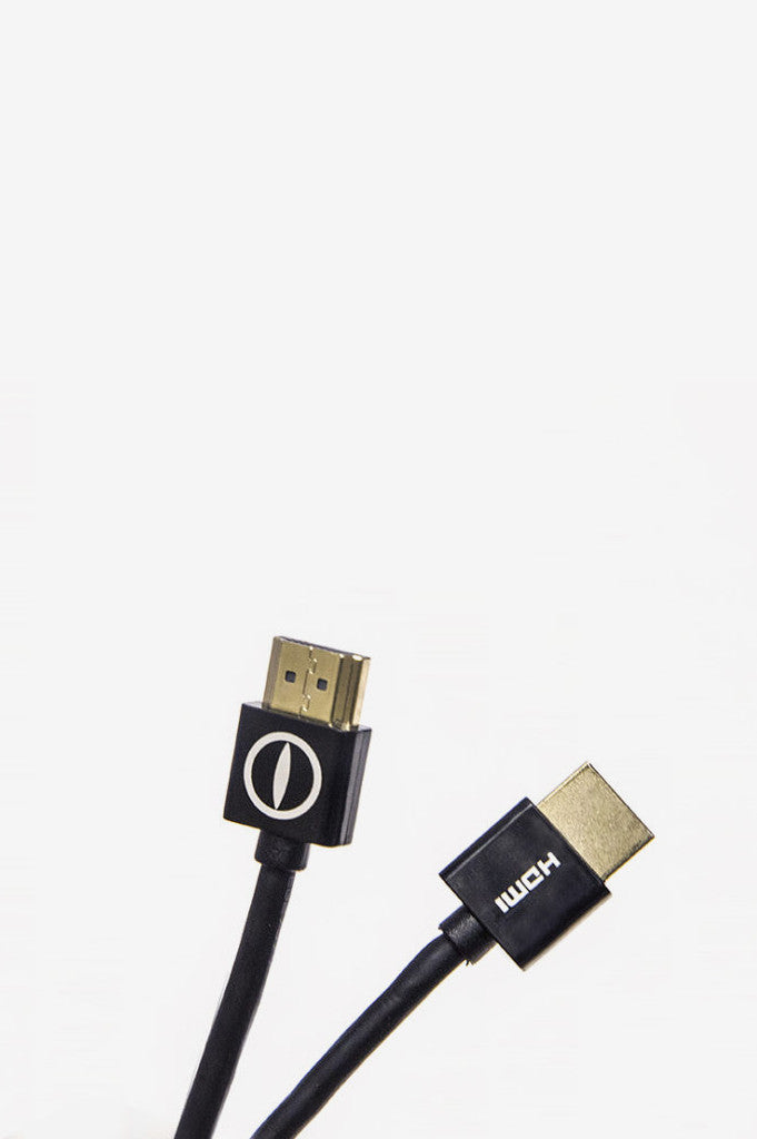 6' Standard HDMI Cable with Ethernet (4K) HD - High Speed