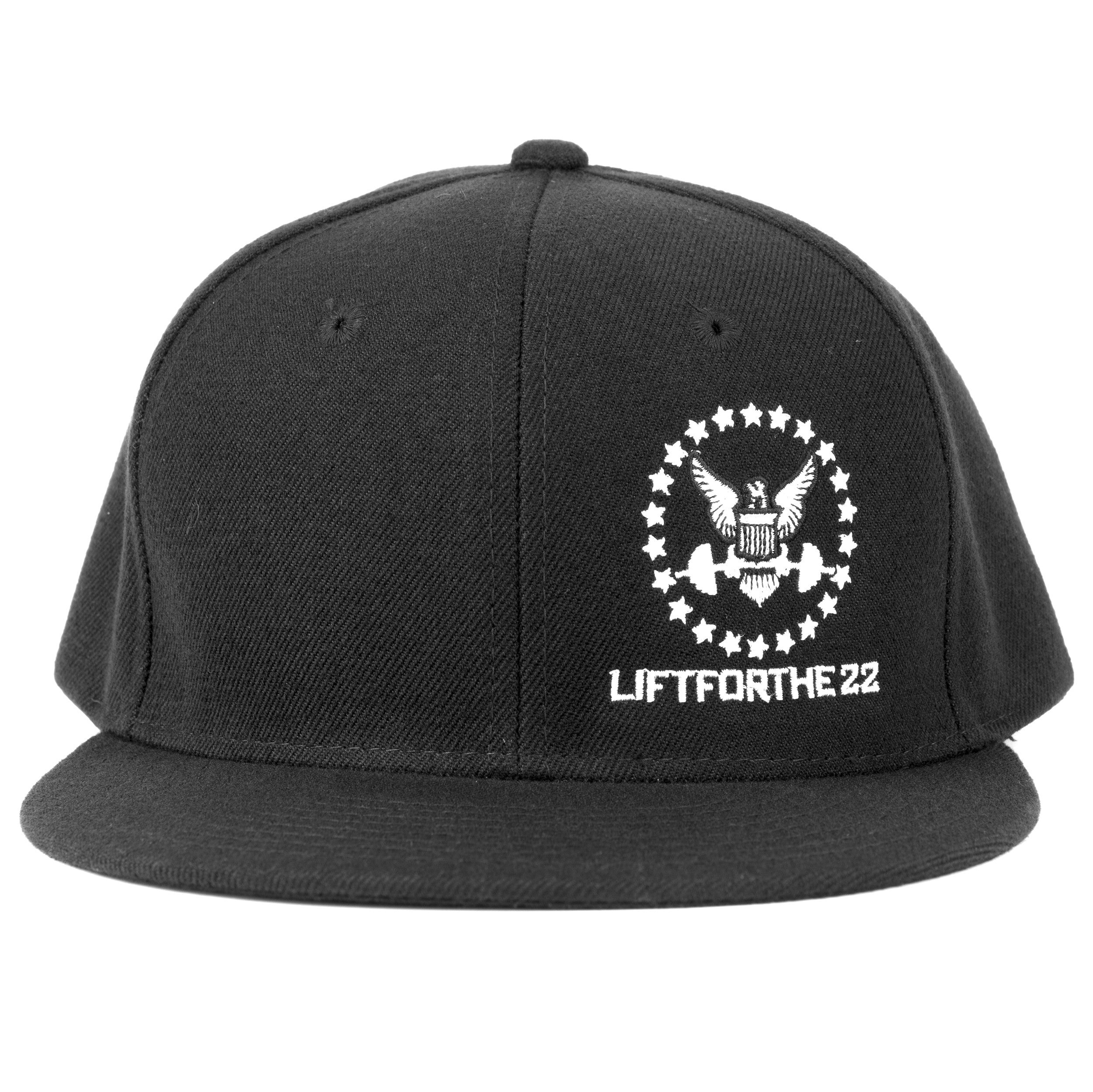 DOD Flat Bill Snap Back Hat