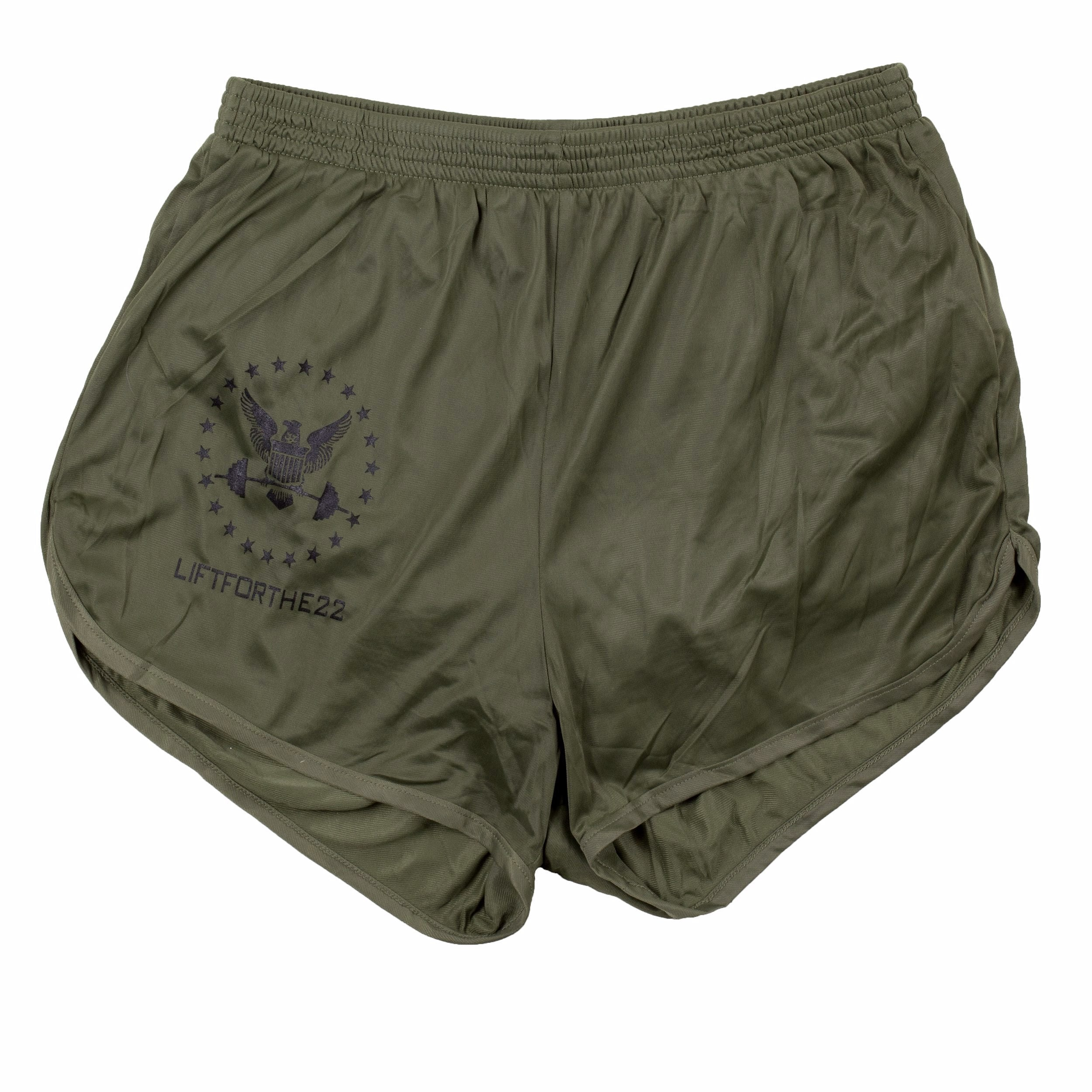 Silkies - Military Green