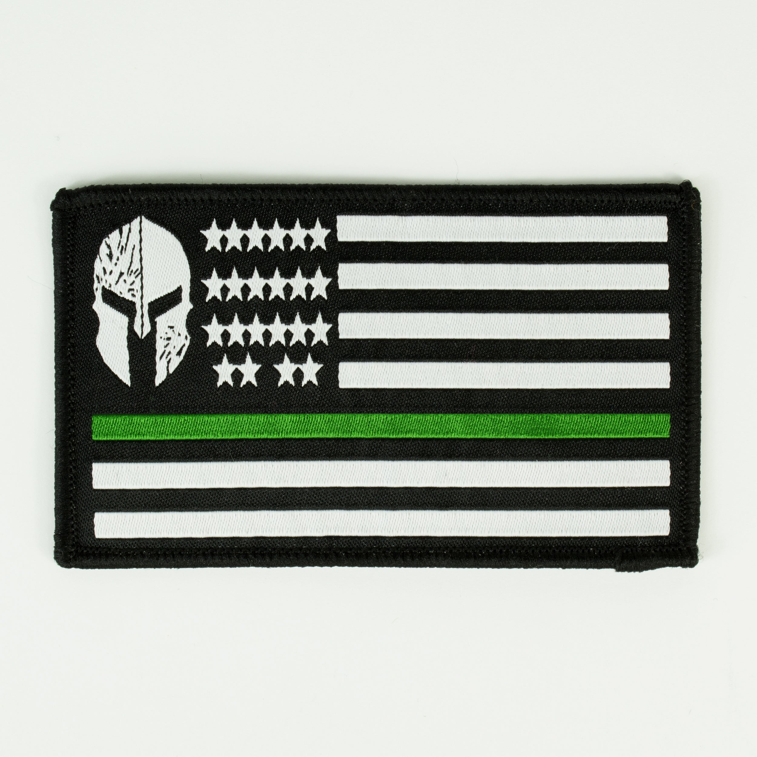 The Thin Green Line patch