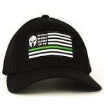Thin Green Line Flag Hat
