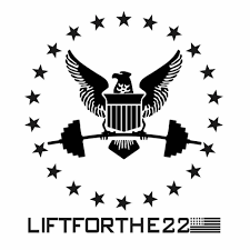 Lift For The 22 DOD window sticker