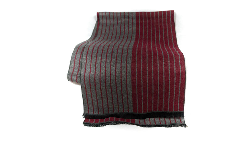 Scarlet Bamboo Scarf