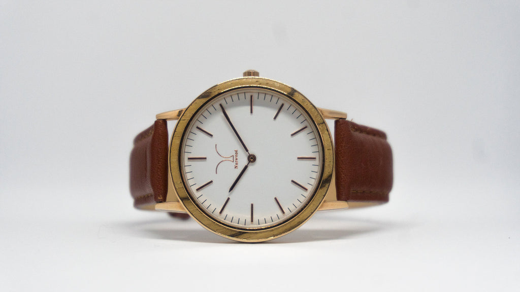Zebrawood Wood Watch