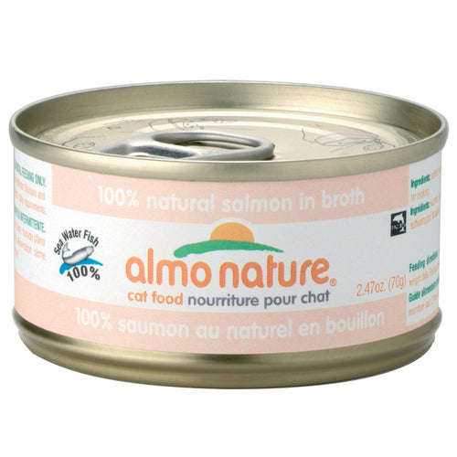 Almo saumon naturel