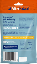 Biscuits pour chats Feline Natural 'Healthy Bites' - Poulet