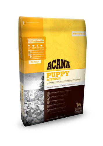 acana puppy junior