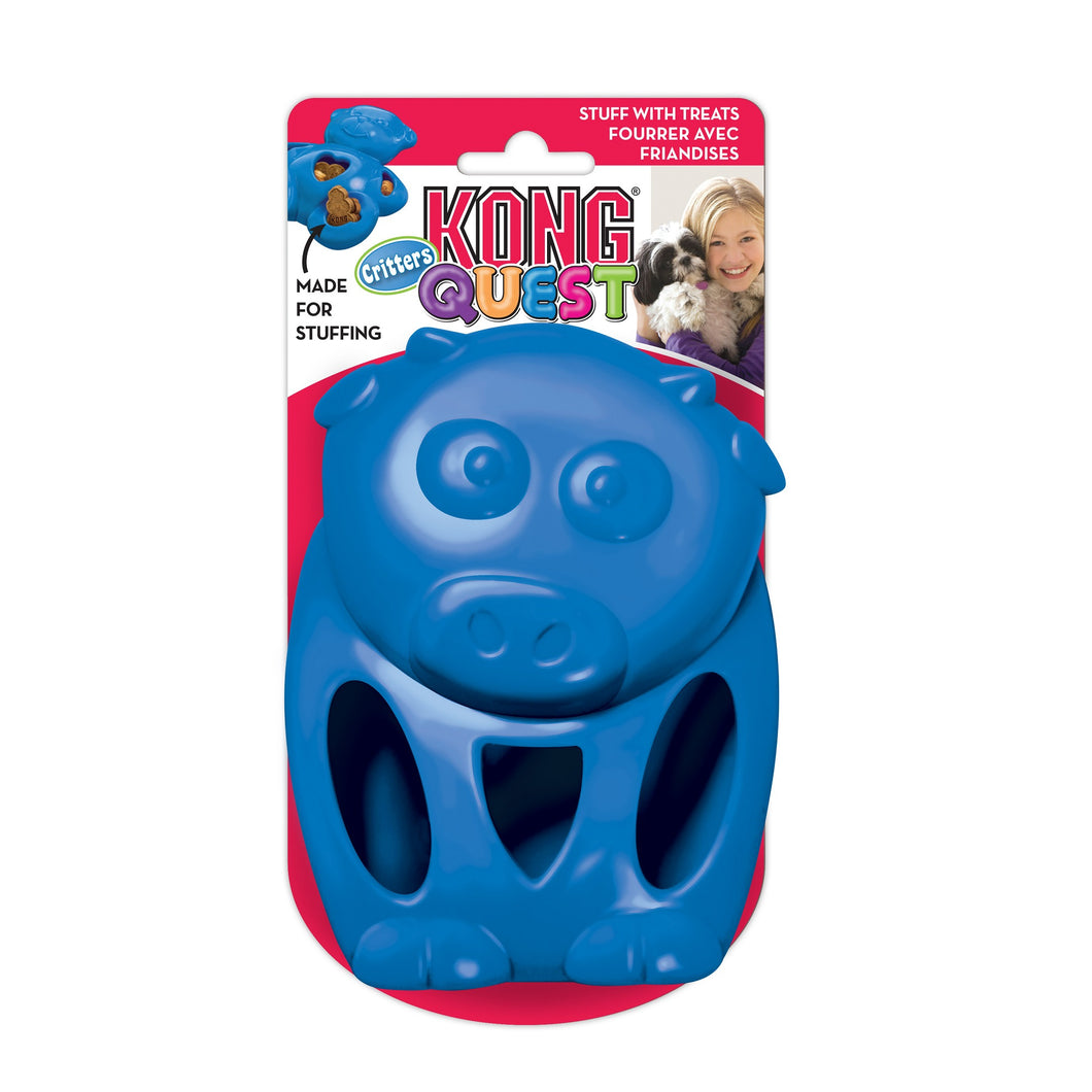 KONG® Quest critters - cow